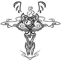 COM: Tattoo Design for Tribal by Chiichanny