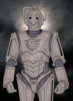 Cyberman by Nick-of-the-Dead