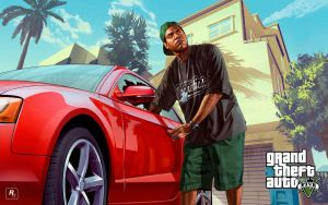 Grand Theft Auto V by AcerSense