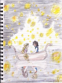 Memories on the Water by Aurora-Silverwood