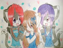 Friends Till the End by natsumi1