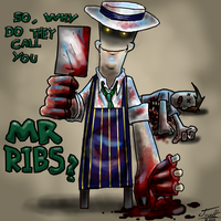 Mr Ribs by who-fan96