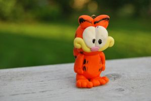 Little Garfield :3 by SolenGV