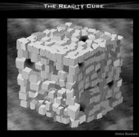 The Reality Cube ...? by the-blue-orange