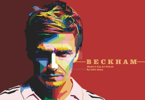 Wpap beckham by IndraRisky