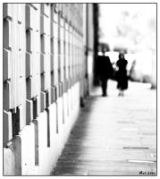 One man, One woman by MarcoFiorentini