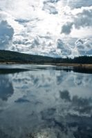 Loch Middle by childwoman