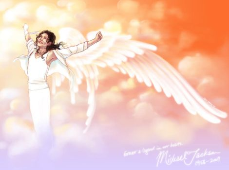 For the King, Michael Jackson by Nijuuni