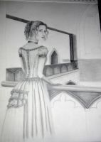 Tessa Gray WIP 2 by BiancaNeve92