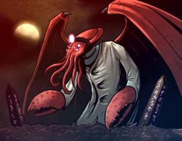 The call of Zoidberg by evilself