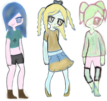 Mixed Emotions Adopts Batch by MonsturNao