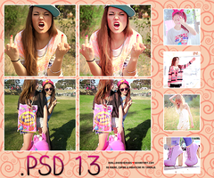 | PSD 13 | by RealLoveNeverDies