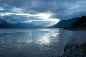 Turnagain Blue by adriftphotography