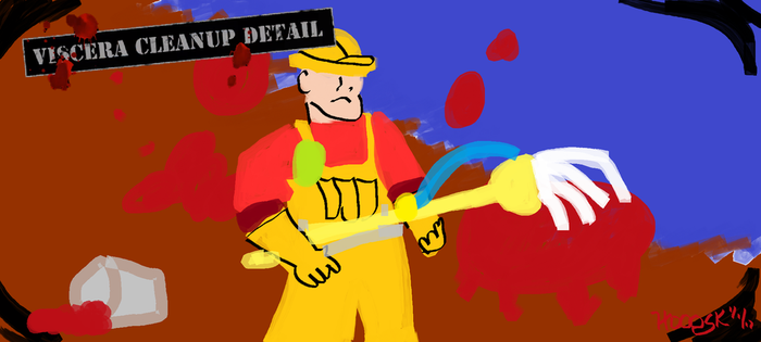 viscera cleanup detail how to get 100