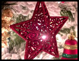 Christmas Star by heartened