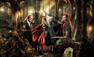 the hobbit the desolation of smaug by ahmetbroge