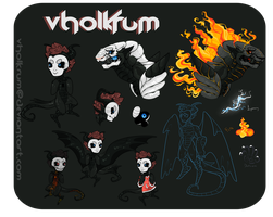 Vholkrum Concept Designs by Vholkrum