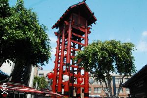 Little tokyo watchtower by CZProductions