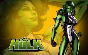 She-Hulk - Marvel vs Capcom by Superman8193