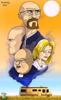 Breaking Bad by MiketheMike