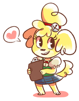isabelle by brandipower