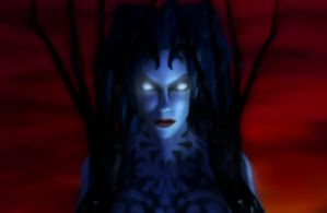 Mistress of the Bloody Night by AnnaPostal666