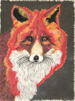 Red Fox Spirit by Gracefulimplosion