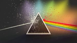 Dark Side Of The Moon fan wallpaper [4K] 3840x2160 by l24d
