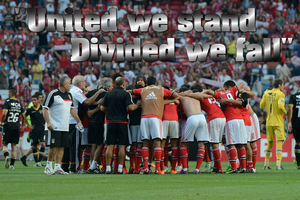 United we stand, Divided we fall by Gominhos