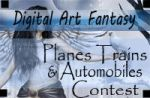 Digital Art Fantasy 1st Place by dAb-blingin-art