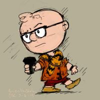 DSC charlie brown by therealarien