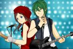 Contestshipping Concert by eeveelovestory5