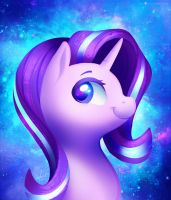 Starlight portrait by Nekiw