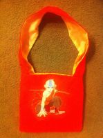 Aang Inspired Hobo Bag! by Raychull7