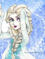 Elsa by Shiroiyuki3