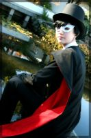 Tuxedo Mask- Blue Eyed Phantom by twinfools