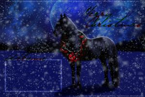 Merry Christmas by EquideDesigns