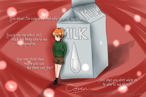 [K] Milk by CorenB
