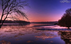 Danube by Wintertale-eu
