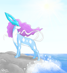 Suicune by firehorse6