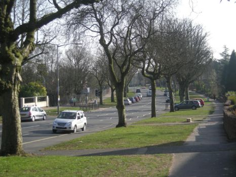 Lordswood Road by desbest