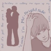 Mr Brightside by wondernez