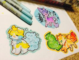 trying to copic by duckpup