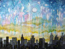 Dream City by Kyla-Nichole