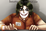 The Joker - Patient 4479 by Detective-May