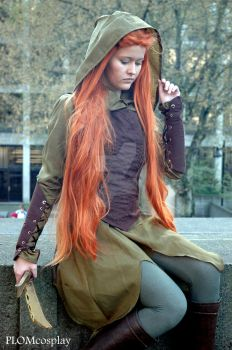Tauriel by PLOMcosplay