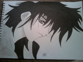 Anime male by SirGriff