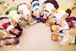 Love Live - Circle by aco-rea