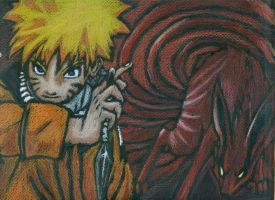 NARUTO in prismicolor by Tom-the-Foxey