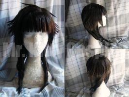 Olette Cosplay Wig by mrkittycosplay